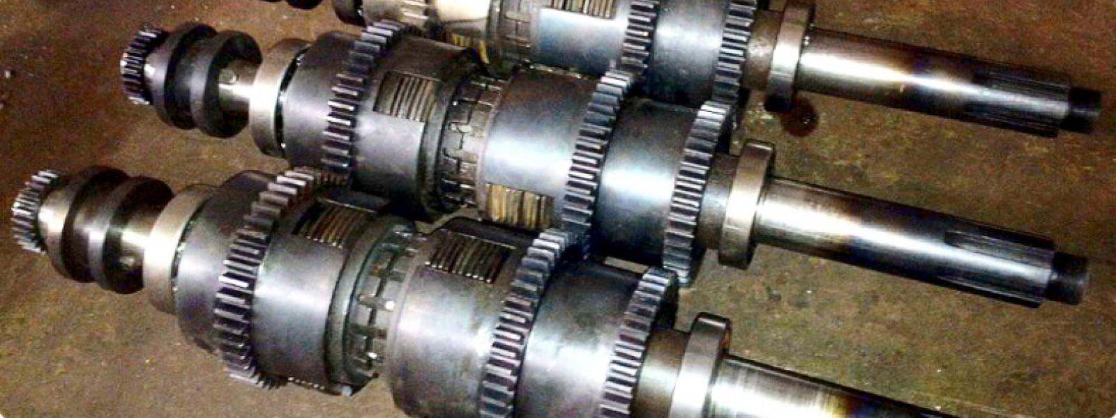 Сочленение эл. двигателя СДУ4-255 с валом землесоса