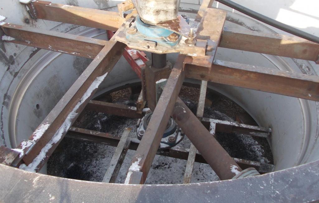 Восстановление фаски диаметром 2570 мм.( КМДТ 2200) - услуги